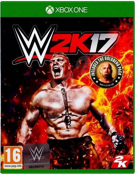 WWE 2K17 - Xbox One - Hra pro konzoli