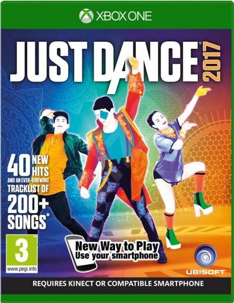 Just Dance 2017 Unlimited - Xbox One - Hra pro konzoli