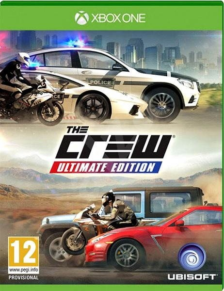 The Crew Ultimate Edition - Xbox One - Hra na konzoli