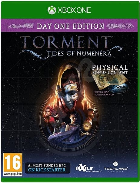 Torment: Tides of Numenera Day One Edition - Xbox One - Hra pro konzoli