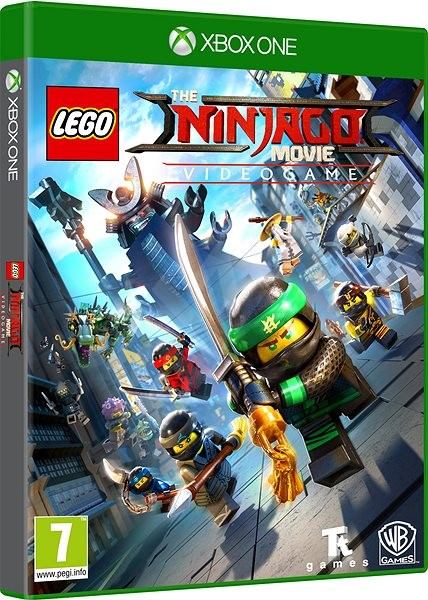 LEGO Ninjago Movie Videogame - Xbox One - Hra pro konzoli