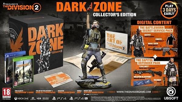 Tom Clancys The Division 2 Dark Zone Edition - Xbox One - Hra pro konzoli