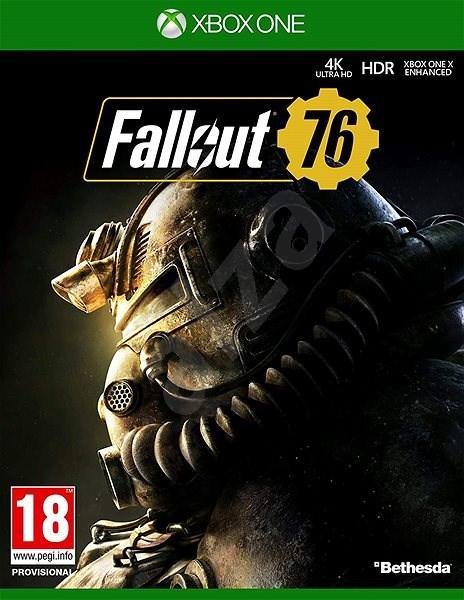 Fallout 76 - Xbox One - Hra pro konzoli
