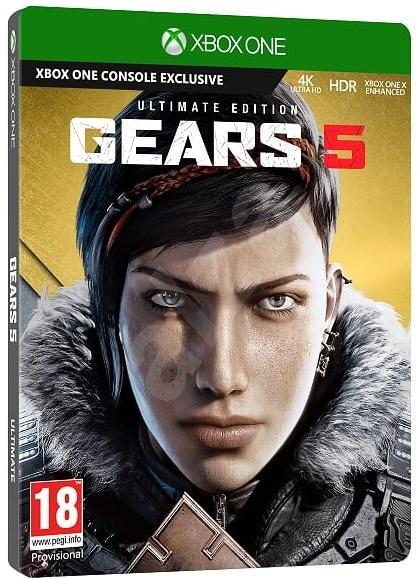 Gears 5 Ultimate Edition - Xbox One - Hra pro konzoli