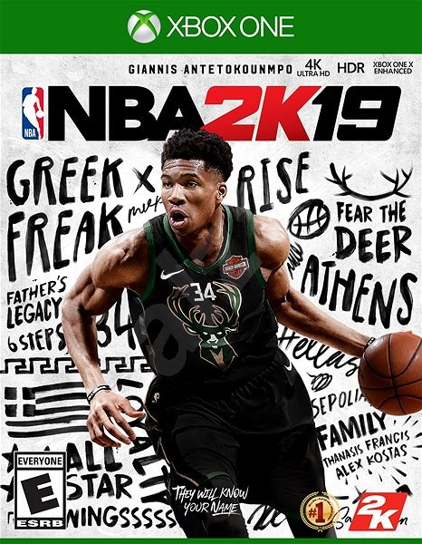 NBA 2K19 - Xbox One - Hra pro konzoli