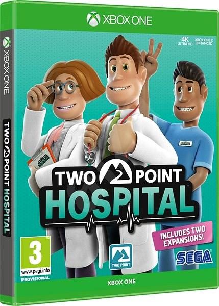 Two Point Hospital - Xbox One - Hra pro konzoli