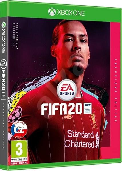 FIFA 20 Champions Edition - Xbox One - Hra pro konzoli