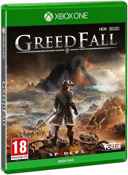 Greedfall - Xbox One - Hra na konzoli
