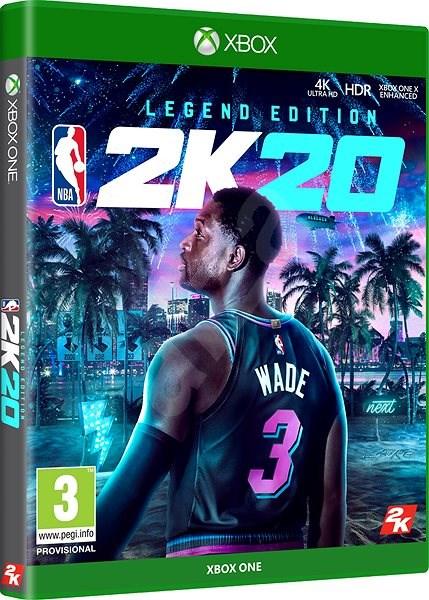 NBA 2K20 Legend Edition - Xbox One - Hra pro konzoli
