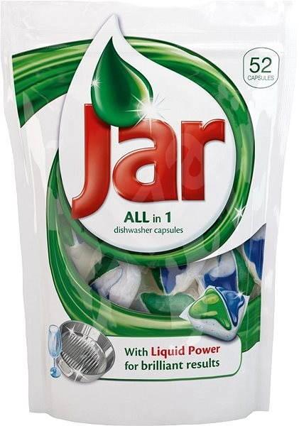 Jar All in 1 kapsle do automatické myčky nádobí 52 ks 845g - Tablety do myčky