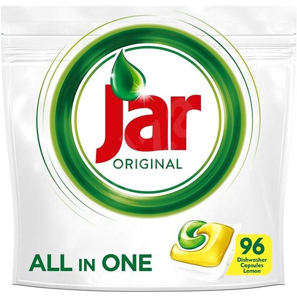 JAR All in One Lemon 96 ks - Tablety do myčky