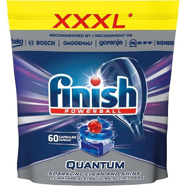 FINISH Quantum Max 60 ks - Tablety do myčky