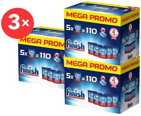 FINISH All-in-1 Max 330 ks MEGABOX - Tablety do myčky