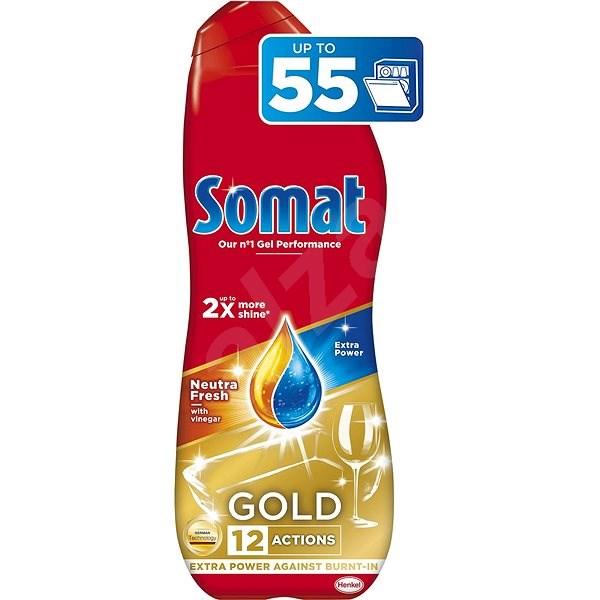 SOMAT Gold Neutra Fresh 990 ml (55 dávek) - Gel do myčky