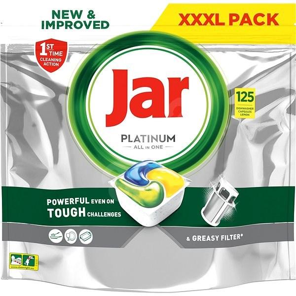 JAR Platinum 125ks XXL - Tablety do myčky