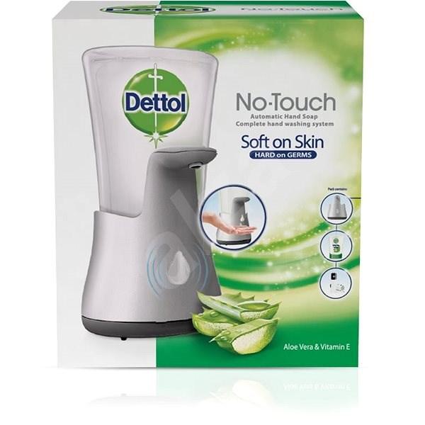 DETTOL Bezdotykový dávkovač mýdla Aloe Vera 250 ml - Dávkovač mýdla