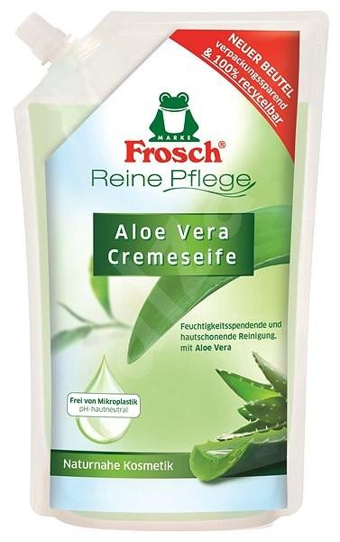 FROSCH Tekuté mýdlo Aloe Vera 500 ml - Tekuté mýdlo