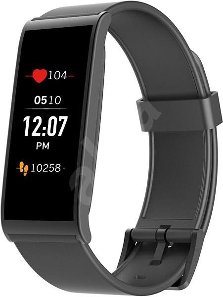 46e723bec3b MyKronoz ZeFit4 HR Black Black - Chytré hodinky