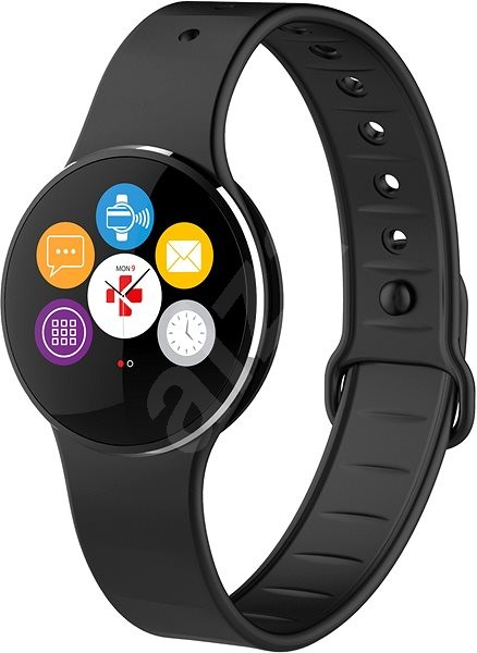 981e4ac79a2 MyKronoz ZeCircle2 Black - Chytré hodinky