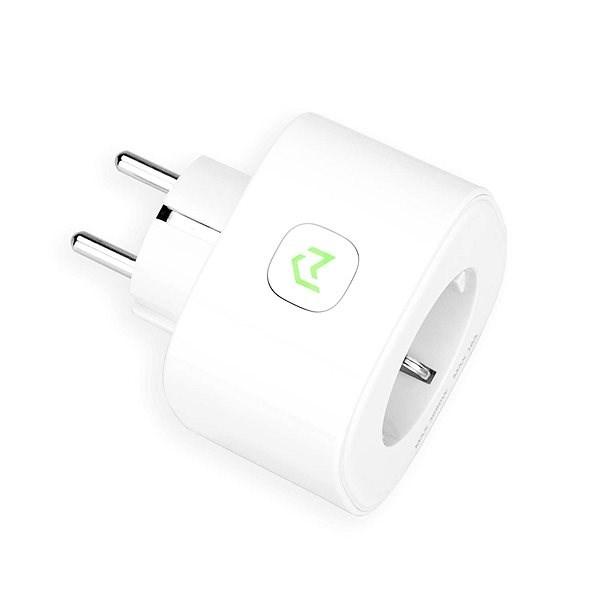 Meross Smart Plug WiFi Without Energy Monitor Apple HomeKit Edition - Chytrá zásuvka