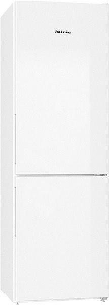 MIELE KFN 29132 D bílá - Lednice s mrazákem