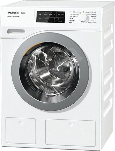 MIELE WCE 670 TDos WiFi - Pračka s předním plněním