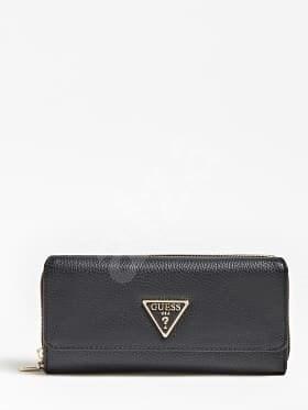 GUESS Becca Wallet - Black - Peněženka