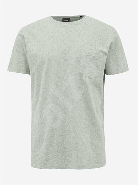 Světle zelené pánské basic tričko ZOOT Brandon XXL - Pánské tričko