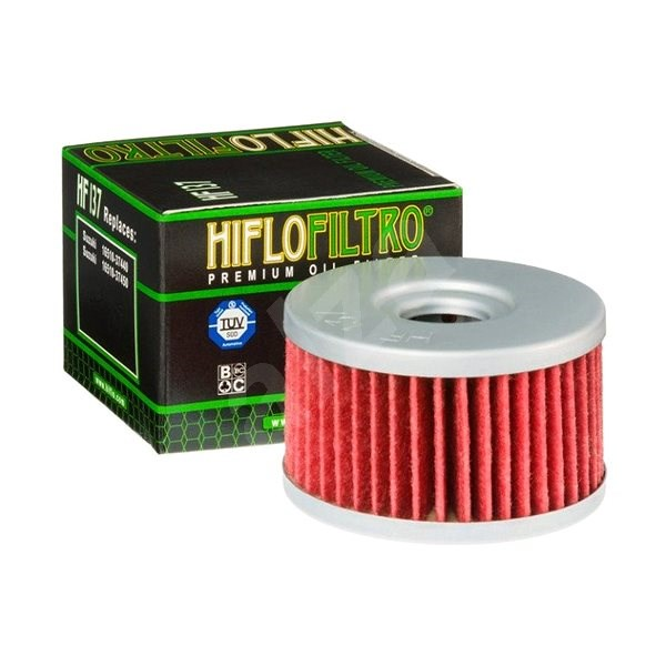 HIFLOFILTRO HF137 - Olejový filtr