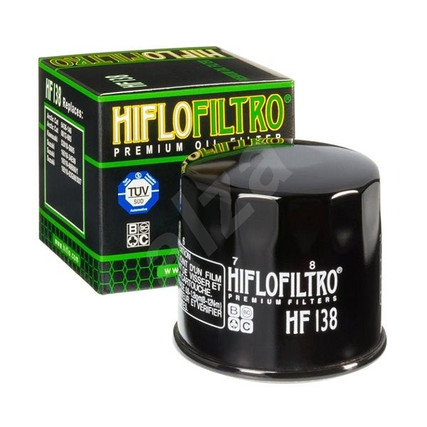 HIFLOFILTRO HF138 - Oil filter
