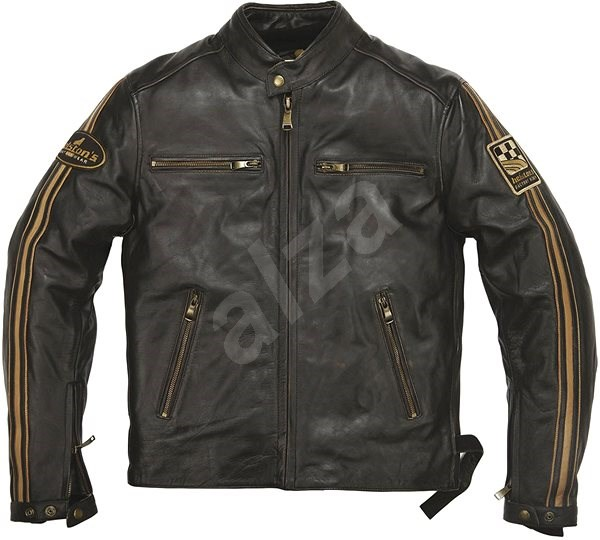 Helstons ACE Cuir Oldies XL - Bunda na motorku