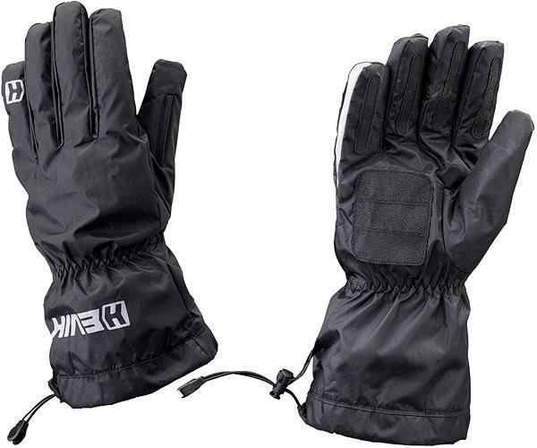 HEVIK voděodolné návleky na rukavice XL - Nepromoky na motorku