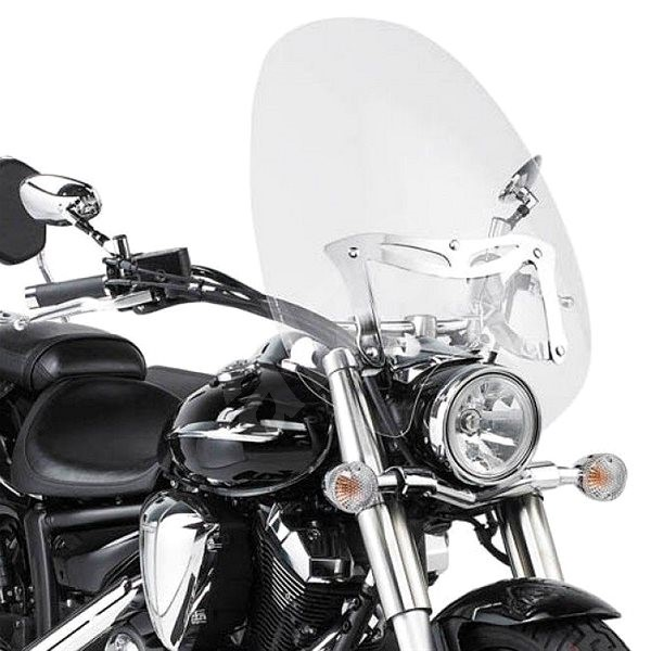 GIVI A 46 čiré plexi Yamaha XVS 950/1300A Midnight Star (07-15) - Náhradní díl