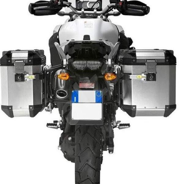 GIVI PL 2119 trubkový nosič Yamaha XT 1200Z Super Teneré (10-15) pro boční kufry řady Monokey - Držáky bočních kufrů