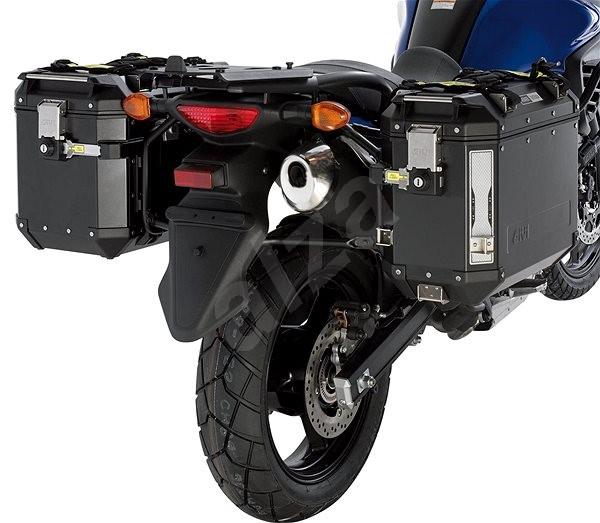 90af3a1f77953 GIVI PL 3101CAM trubkový nosič Suzuki DL 650 V-Strom (11-16) pro ...