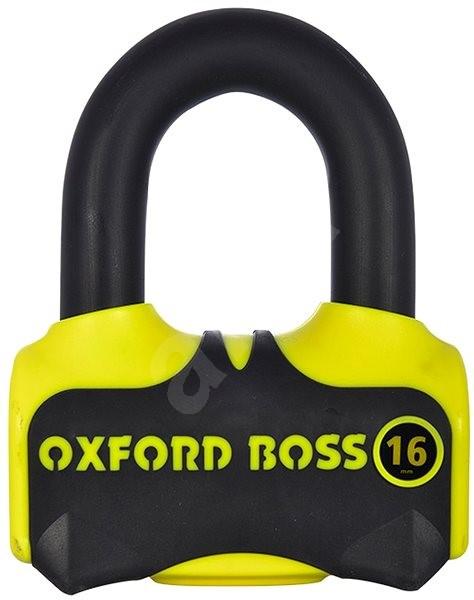 OXFORD Boss 16 - Zámek na motorku