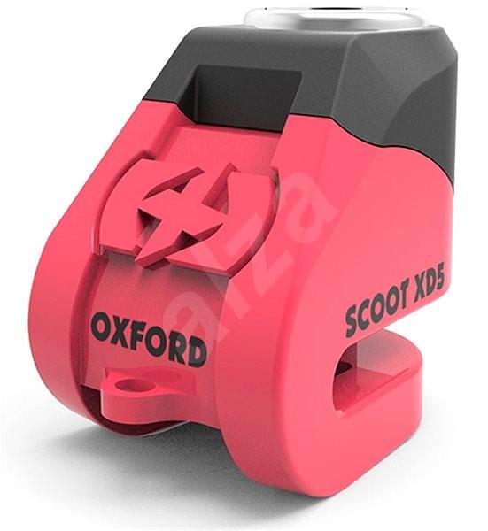 OXFORD Scoot XD5 - Zámek na motorku