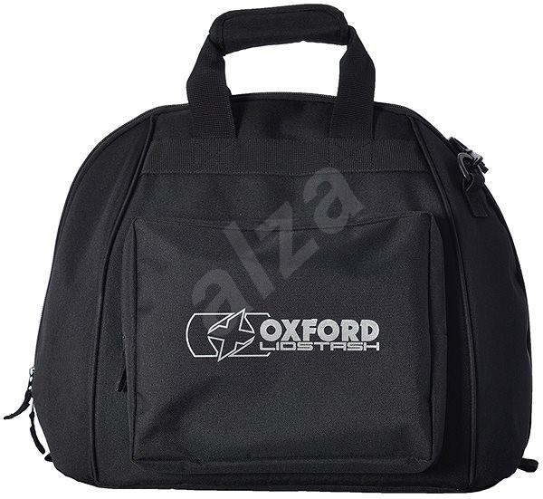 OXFORD taška na přilbu Lidstash, (černá) - Příslušenství