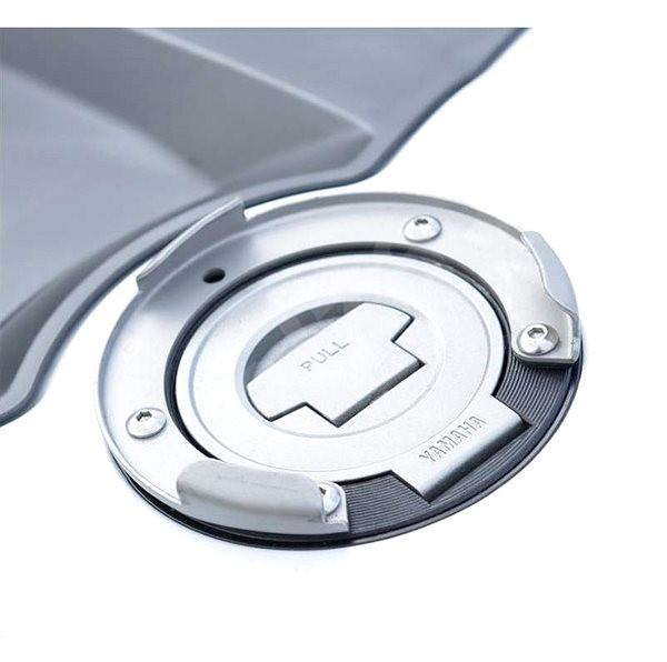 OXFORD adaptér pro upevnění tankbagů s rychloupínacím systémem, (víčka Kawasaki) - Montážní sada pro tankvak
