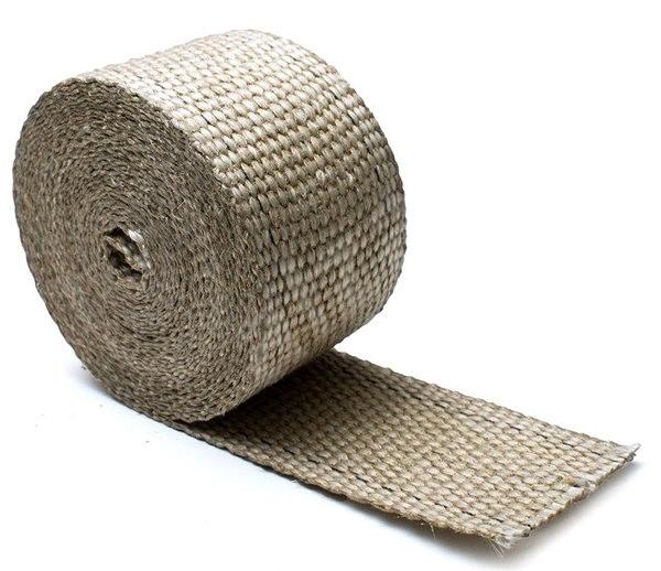 DEi Design Engineering termo izolační páska na výfuky, světle hnědá, šířka 50 mm, délka 4,5 m - Omotávka výfuku