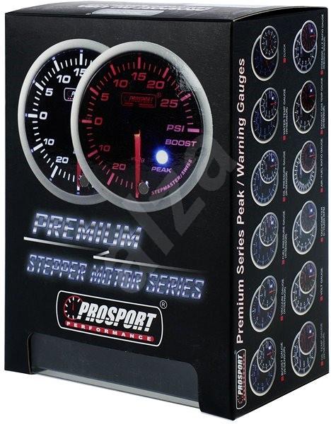 PROSPORT PREMIUM přídavný ukazatel teploty oleje 50-150st. - Příslušenství