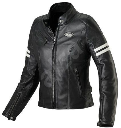 Spidi ACE LADY (černá/bílá, vel. 40) - Bunda na motorku