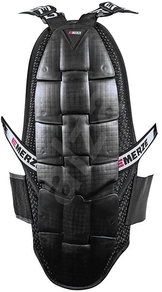 EMERZE páteřový chránič EM6 černá, vel. XL - Páteřák