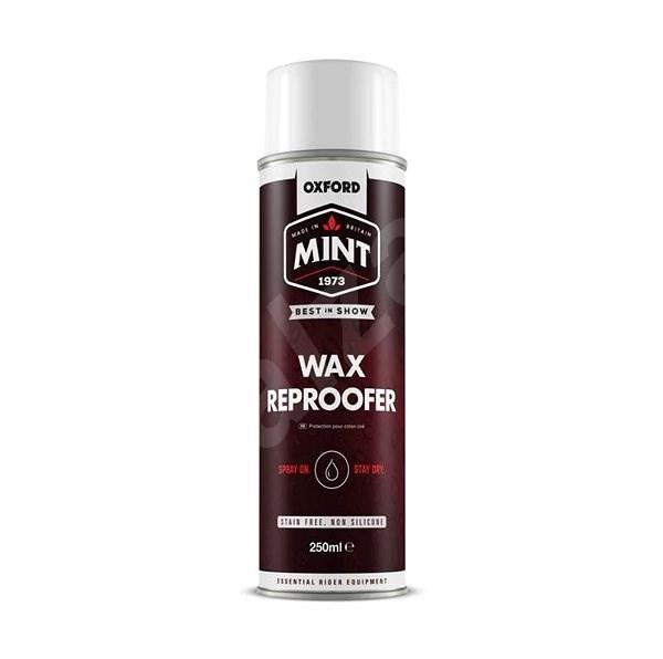 OXFORD MINT konzervant na produkty z voskované bavlny 250 ml - Mazivo