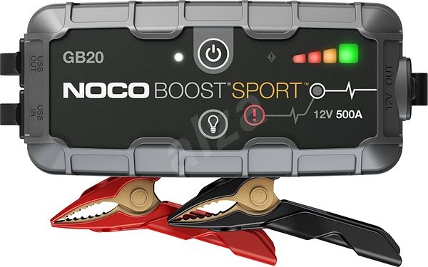 NOCO GENIUS BOOST SPORT GB20 - Startovací zdroj