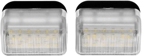 ACI Mazda osvětlení SPZ LED - LED osvětlení SPZ