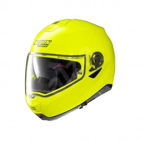 Nolan N100-5 Hi-Visibility N-Com Fluo Yellow 22 L - Motorbike helmet