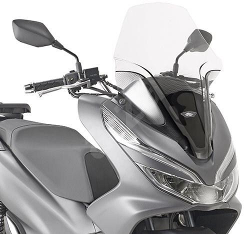 KAPPA čiré plexi HONDA PCX 125 (18-19) - Plexi na moto