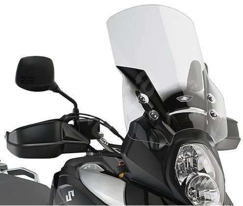 KAPPA čiré plexi SUZUKI DL 1000 V-STROM (14-16) - Plexi na moto