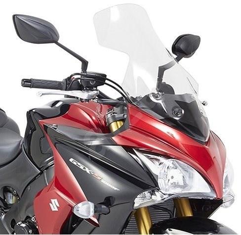 KAPPA čiré plexi SUZUKI GSX S 1000 F  (15-18) - Plexi na moto